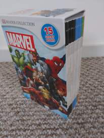 Marvel reader collection