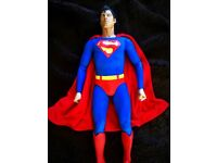 Neca 18inch Christopher Reeve Superman figure mint condition.
