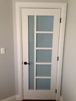 Complete door service, repairs and replacements. Interior or ext