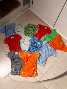AMP(with inserts) and Simplex diaper lot (accessories too)
