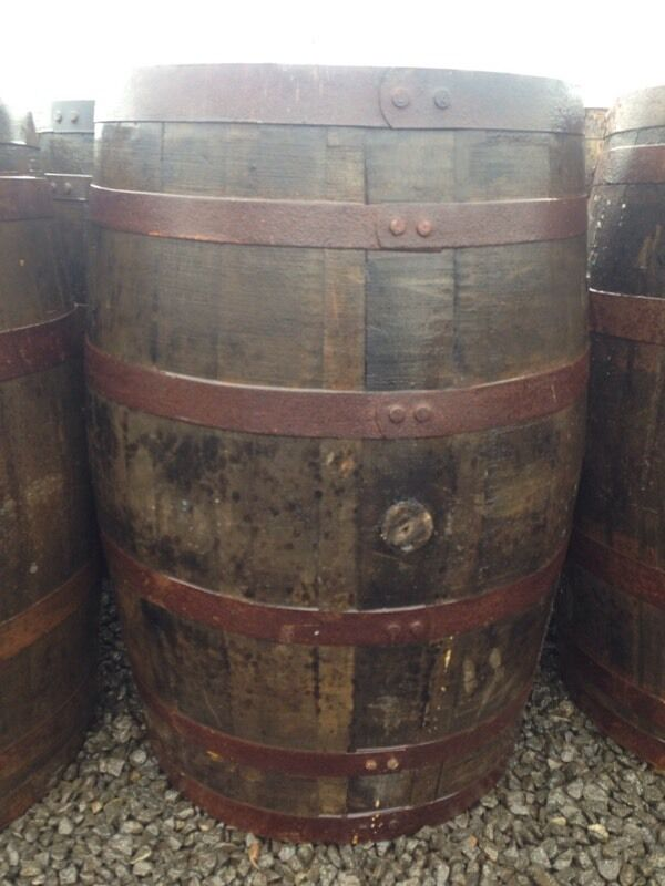 200L Whiskey Barrelsin Broughty Ferry, DundeeGumtree - 200L whiskey barrels. Ideal for tables and gardens. Original oak casks. From £35. 07818187201
