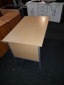 Straight Desk No Drawers