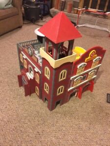 Kid Kraft Firehouse $75
