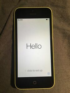 Virgin Mobile - iPhone 5C - 8GB