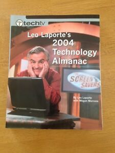 For Sale: Leo Laporte's 2004 Technology Almanac