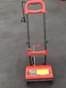Snow blower - electrical