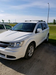 2012 Dodge Journey FWD  *LOW KM'S*