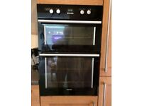 Double oven fan assisted electric (Stoves)