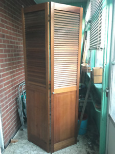 Bi-Fold Doors or Privacy Screen - Excellent condition