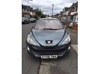 HPI CLEAR!! Peugeot 308 1.6 diesel!! Only 2 previous owners!! Lady owner!!