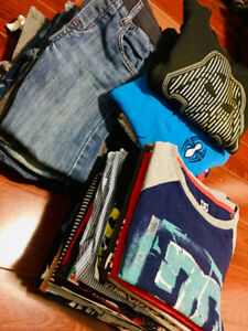 Size 4T, 35 clothes set for $25