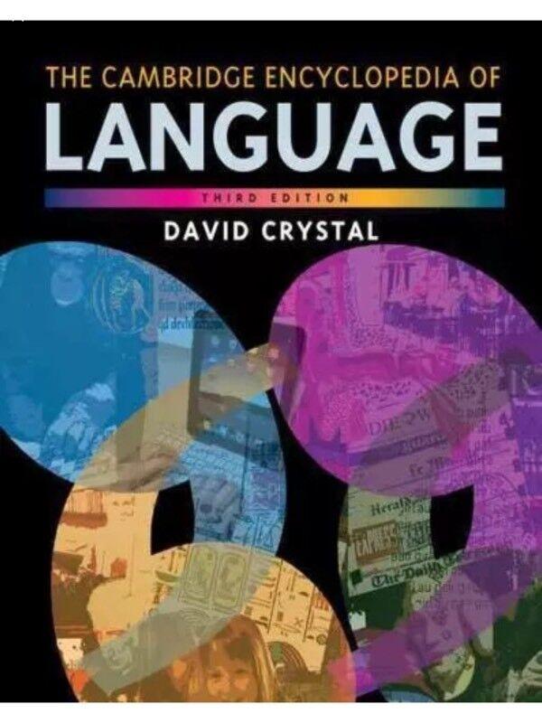 The Cambridge encyclopaedia of language