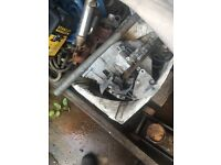 Ford mondeo/ Galaxy Gearbox