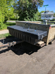 Great utility trailer.