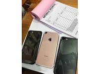 Iphone 7 brandnew 32gb all colours available Unlocked
