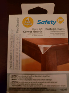 Safety Corners 4 pack