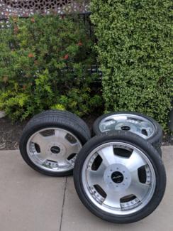 Tyres with rim Belconnen Belconnen Area Preview