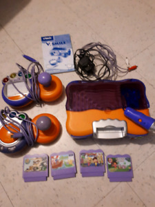 Vtech  educational kids video games