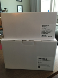 Brother compatible laser Toner/Drum combo DR630A and TN660A