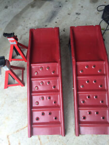Car Ramps & Axle Stands