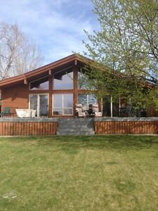 RARE Opportunity! House For Sale On Kinbrook Island/Lake Newell