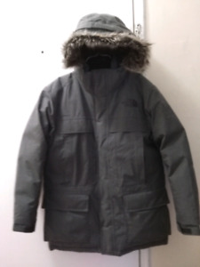 The North Face parka paid $500