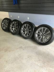 BMW X5M RIMS AND TIRES