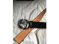 Authentic brand new Gucci imprime belt 90CM