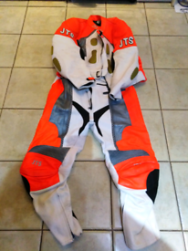 Motorbike Leathers, JTS