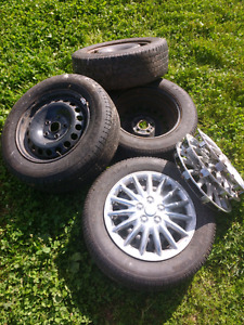 Selling as Rims for Volkswagon