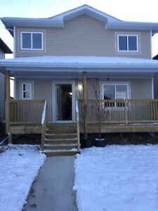 New Home For Rent in Camrose (U will be first person to live)