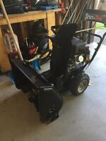 "Ariens 24"" Snowblower - used 1 winter only"