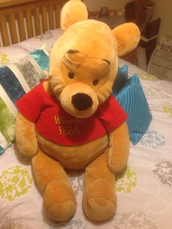 Massive Winnie The Pooh In Rubery West Midlands Gumtree