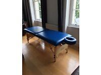 Oakworks Elan professional portable massage table