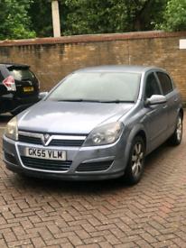 Vauxhall Astra 2005 1.4litre