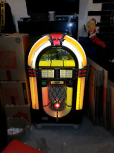 Wurlitzer OMT 1015 VINYL Juke box Jukebox