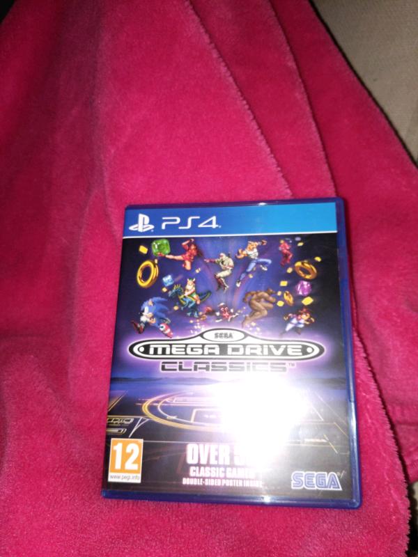 Mega Drive Classics PS4 | | Gumtree