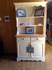 Upcycled Welsh dresser