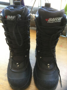 Cheap Authentic Baffin Crossfire Winter Boot. New.