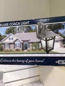 Outdoor LED Deluxe Coach Light -2 Left