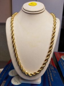 two necklaces for sale