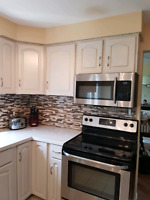 Refacing your kitchen cabinet from  $1200 to $4000