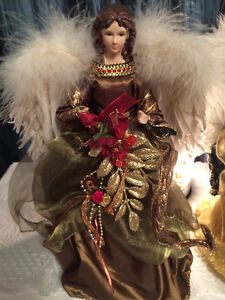Angels-Tree topper and/or Collector Item Edmonton Edmonton Area image 2