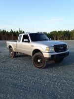 Lifted 08 4x4 Ford Ranger