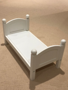 "Doll Bed for Maplelea, American Girl or other 18"" Doll"