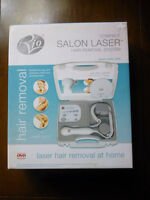 Brand New Rio SALON LASER Personal Hair Removal System