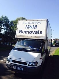 A1st class move M&M removals