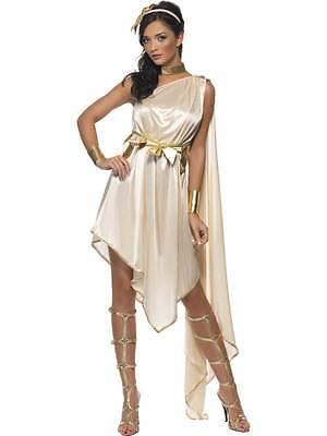 Fever Göttin Kostüm, Römische/Griechische Kostüm, Toga, M 12-14, - Römische Toga Kostüm