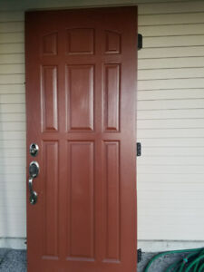 Double door for sale!