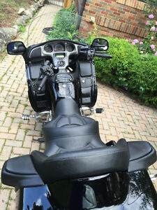 Goldwing 1800 ABS, Excellent Condition, Saftied